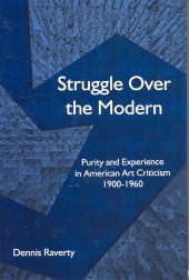 Purity and Experience in American Art Criticism, 1900-1960