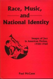 Images of Jazz in american Fiction, 1920-1960
