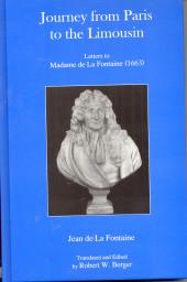 Letters to Madame De La Fontaine (1663)